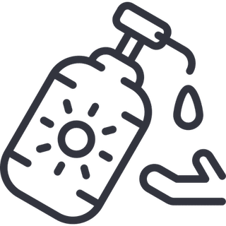 Icône de produits de beauté - Bioderma