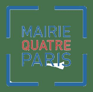 Logo de la Mairie du 4ème arrondissement à Paris